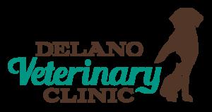 Delano Veterinary Clinic Logo